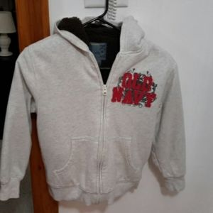 OLD NAVY HOODED JACKET FOR KIDS SUZE 8